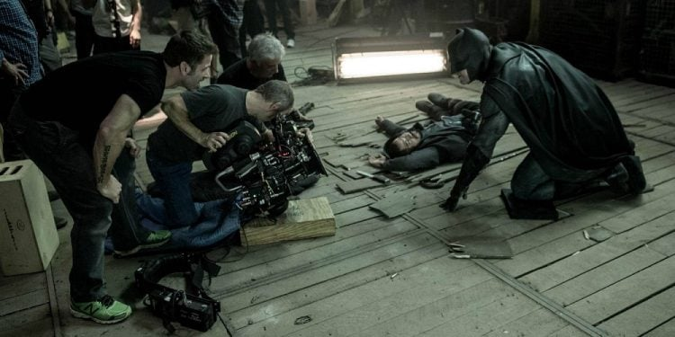 Jim Lee Insists That Zack Snyder Wasn't Fired From 'Justice League'