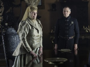 got olenna and kevan make peace with the lannisters