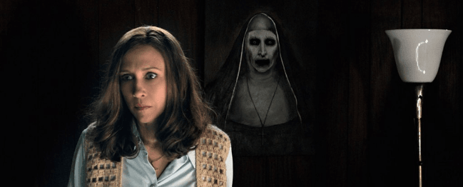 The Conjuring 2 nun