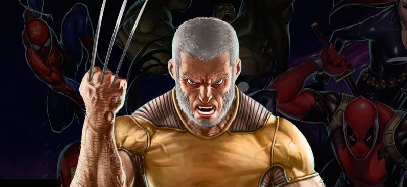 Old Man Logan banner