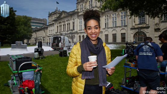 Pearl Mackie Doctor Who Bill