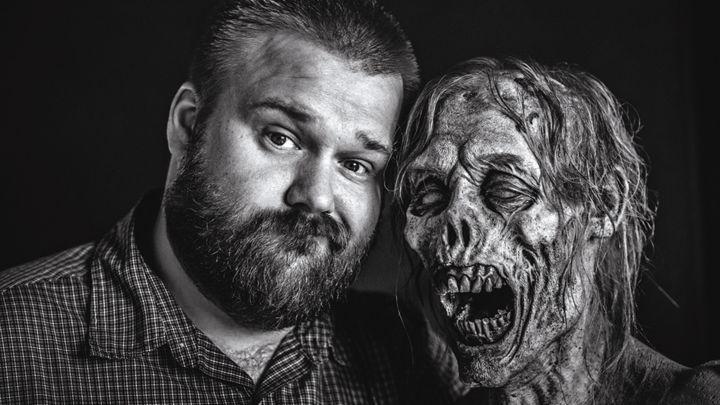 Robert Kirkman Has Signed With Entertainment One For A 5 Year Plan