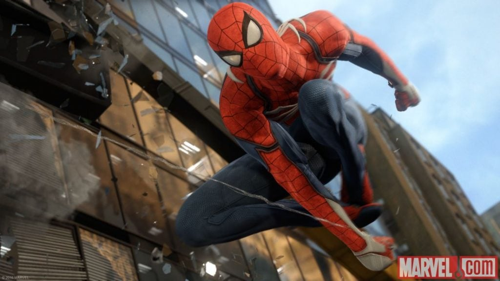 Spider-Man PS4 1