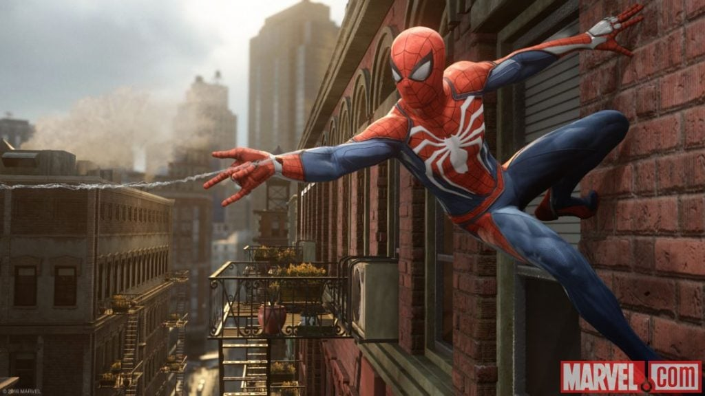 Spider-Man PS4 2