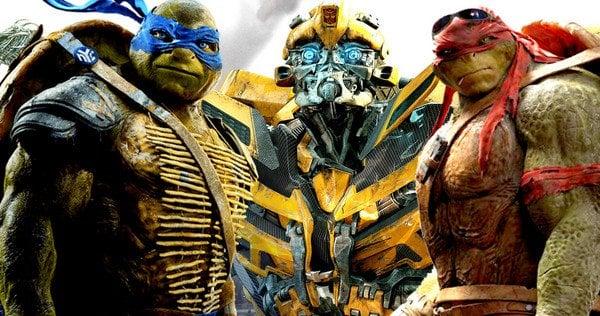 TMNT-Transformers