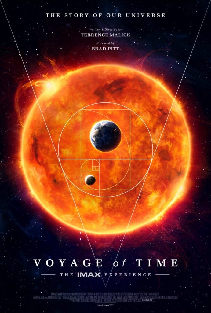 Voyage of Time Exclusive Art