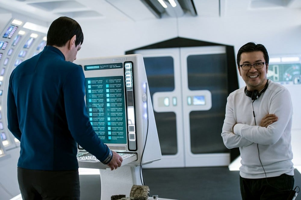 Zachary-Quinto-and-Justin-Lin-in-Star-Trek-Beyond
