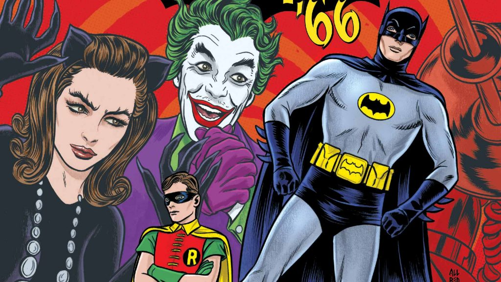 batman 66 animated