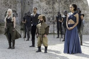 got dany talks with masters