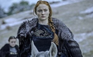got sansa prepares for battle