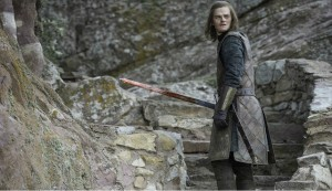 got young ned stark at tower of joy