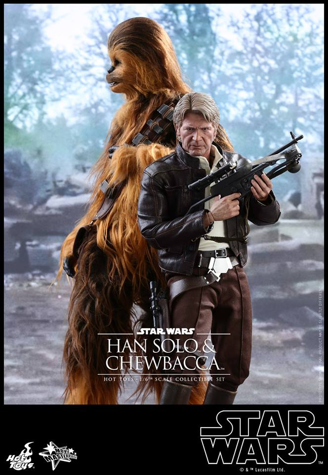 hot toys han and chewie