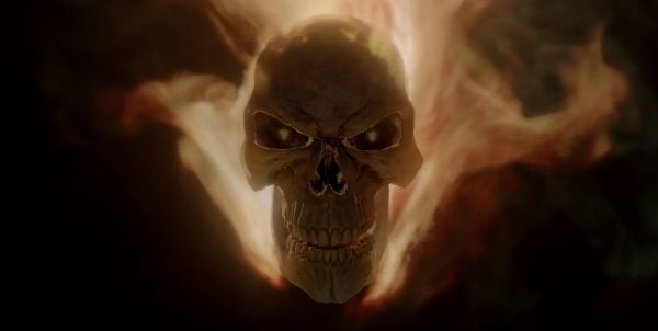 Agents of SHIELD Ghost Rider banner