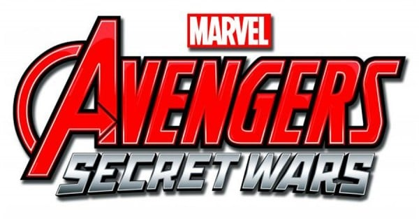 Avengers Secret Wars logo