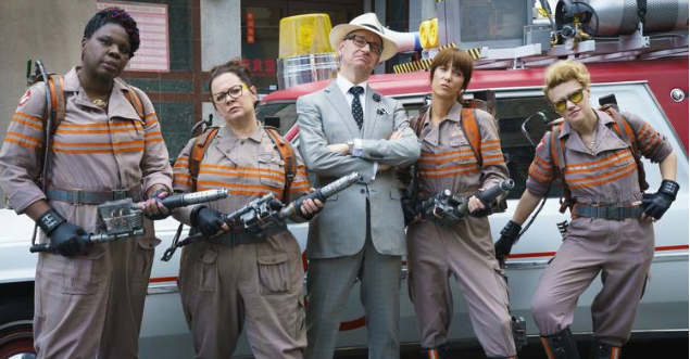 Paul Feig 2016 Ghostbusters