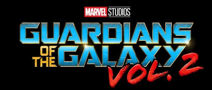 Guardians of the Galaxy Vol 2 SDCC logo