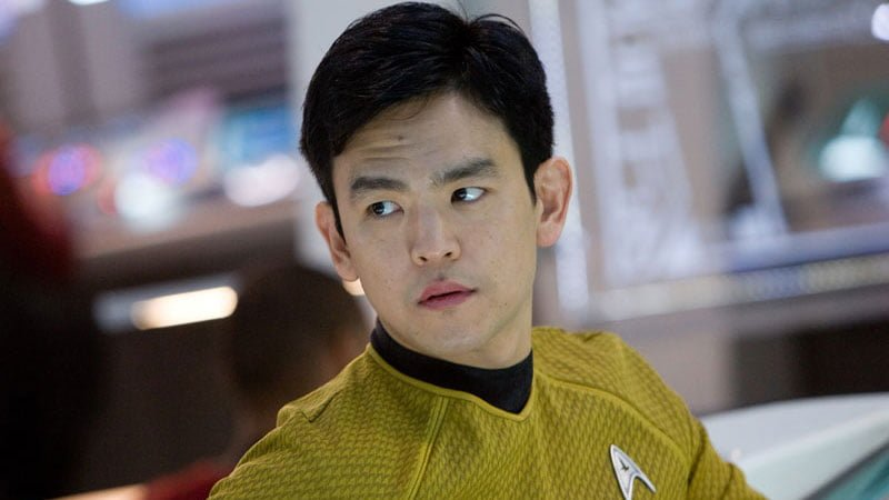 Star Trek 4  John Cho