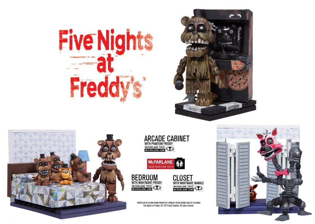 McFarlane-Five-Nights-of-Freddys-The-Bed