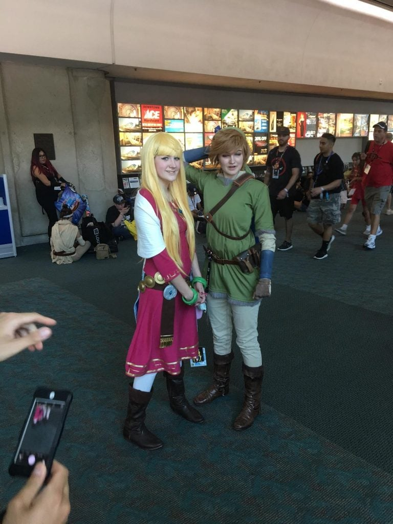 SDCC Cosplay 12