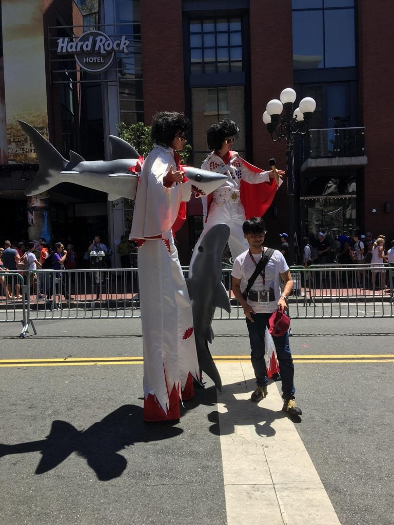 SDCC Cosplay 14