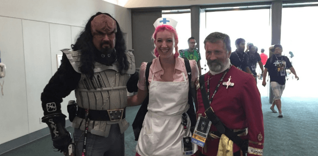 SDCC2016 cosplay
