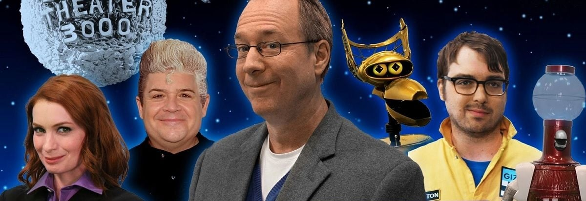 mst3k Mystery Science Theater 3000
