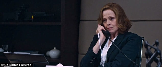 sigourney weaver in chappie