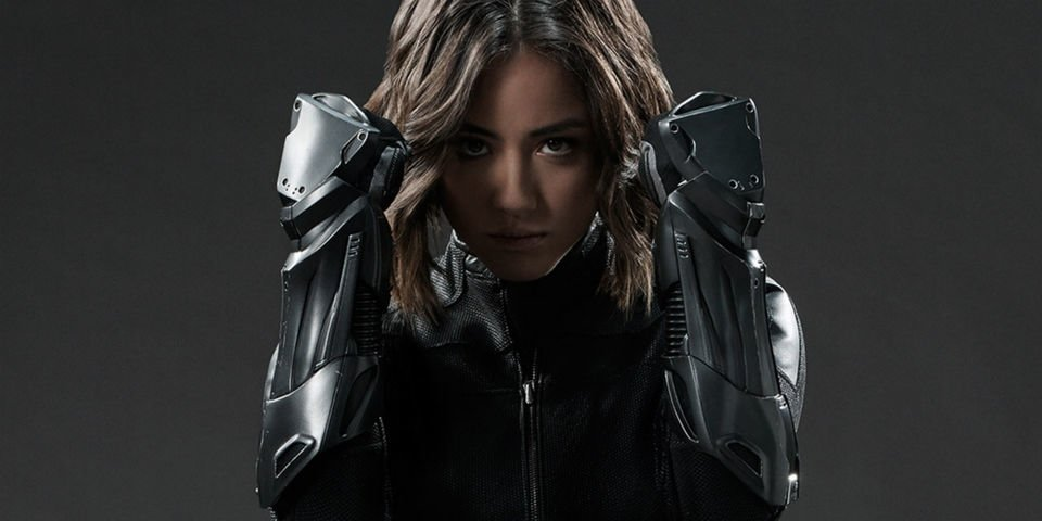 Agents of SHIELD Daisy Johnson season 3 banner