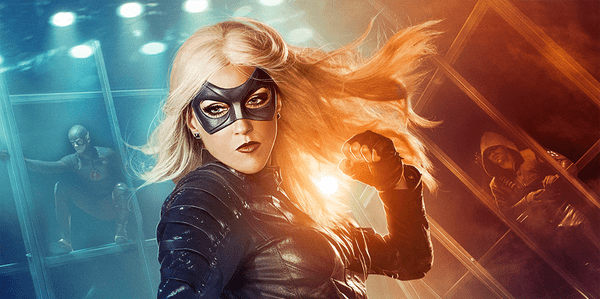 Arrow Black Canary banner