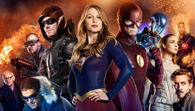 Arrowverse Supergirl Arrow The Flash Legends of Tomorrow