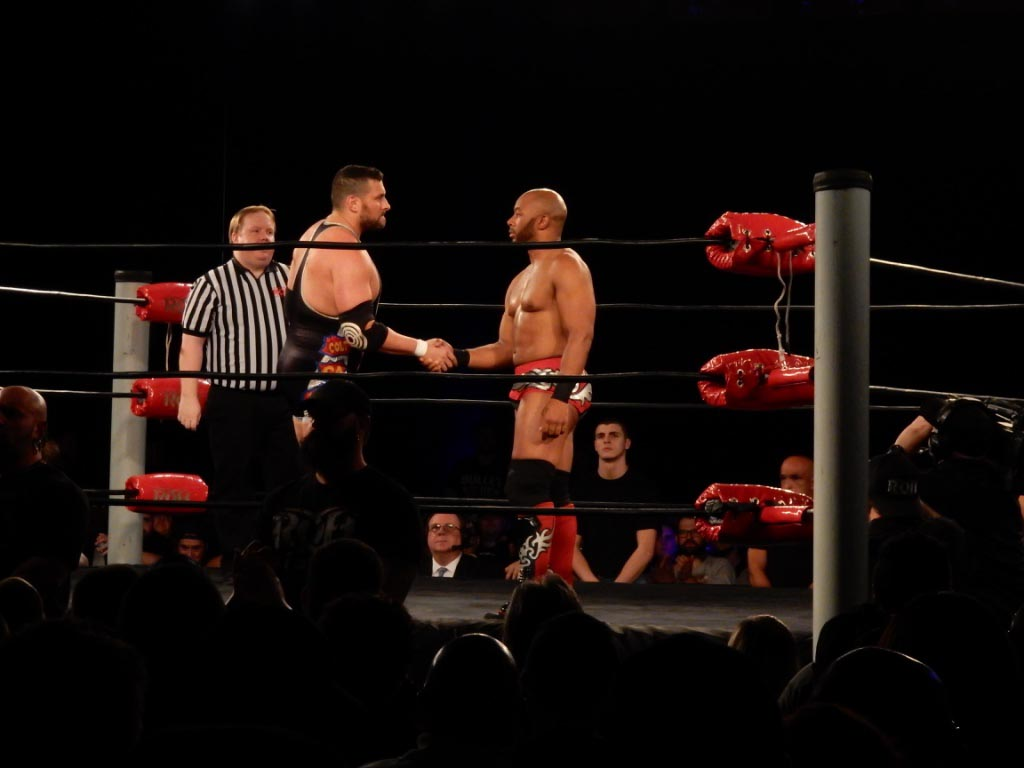 Jay Lethal puts his title on the line against Colt Cabana.