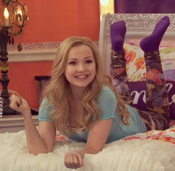 Dove Cameron on 'Liv And Maddie'