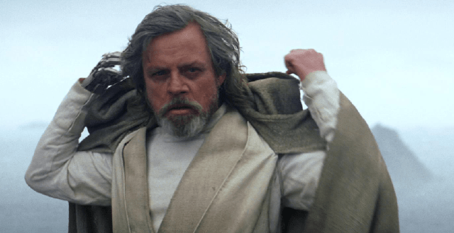 Luke Skywalker Star Wars The Force Awakens