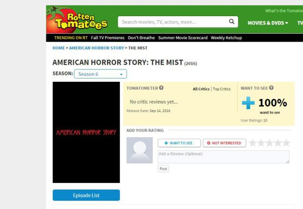 american-horror-story-rotten-tomatoes
