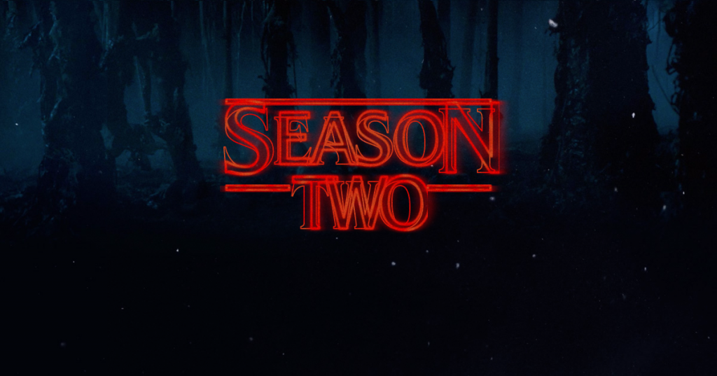 Stranger Things Season Two