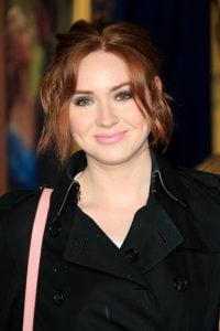 Photo credit: Karen Gillan