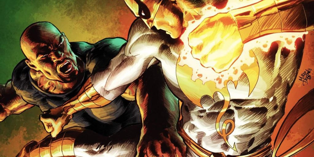 iron-fist-vs-luke-cage-art-by-mike-deodato