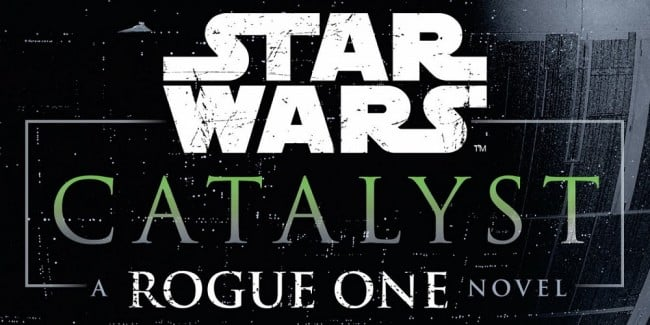 star wars:catalyst cover