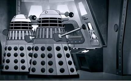 Doctor Who The Power of the Daleks