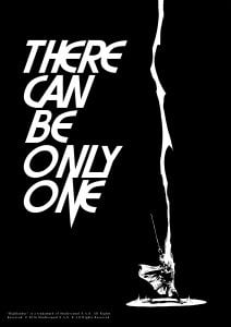 there-can-be-only-one