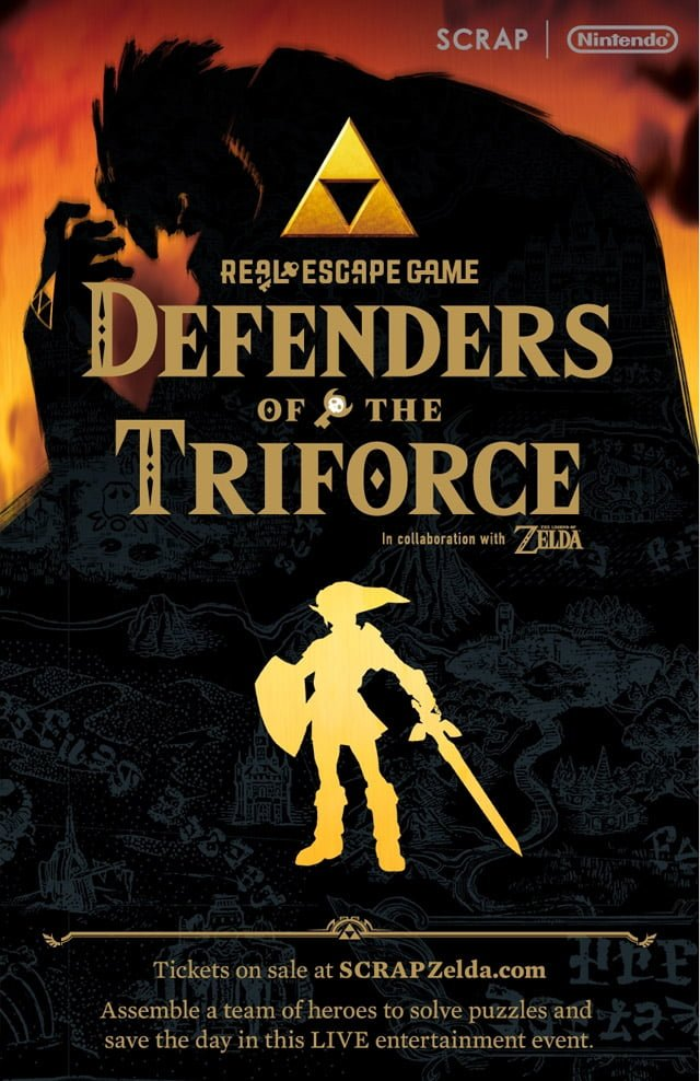 zelda-triforce-poster