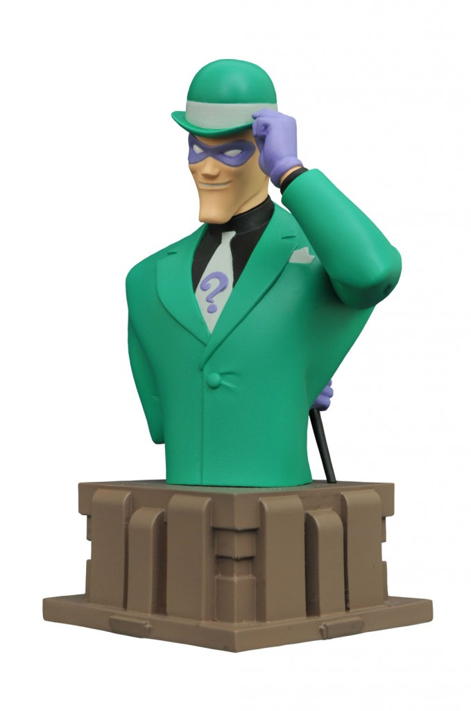 Batman-The-Animated-Series-Bust-The-Riddler
