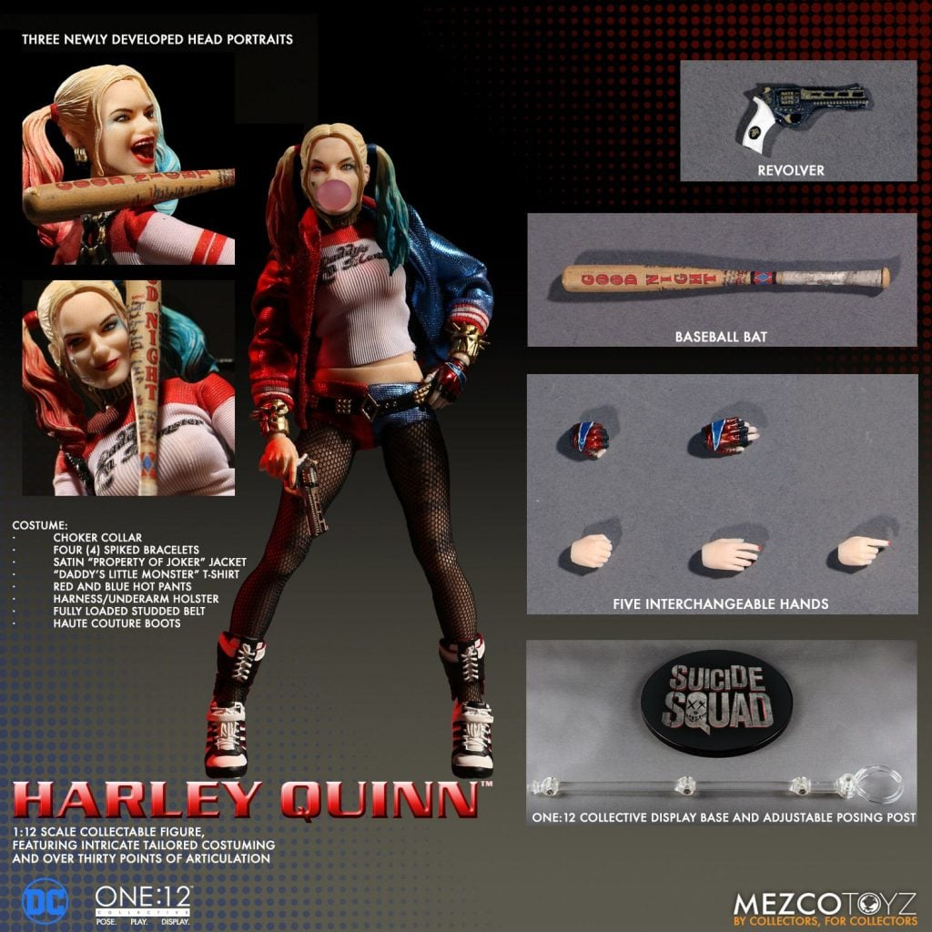 Mezco-One12-Collective-Harley-Quinn-005