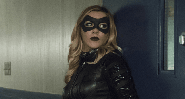 black canary laurel lance