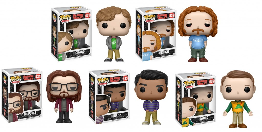 funko silicon valley