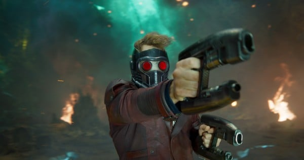 Avengers: Infinity War Chris Pratt Star-Lord