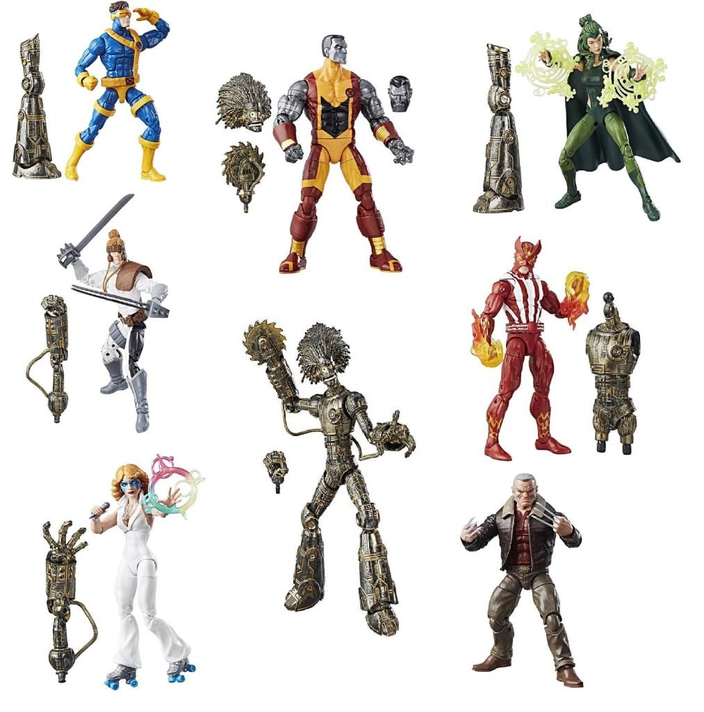 marvel legends warlock wave
