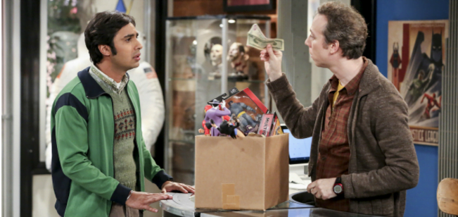 The Big Bang Theory The Comic-Con Conundrum'