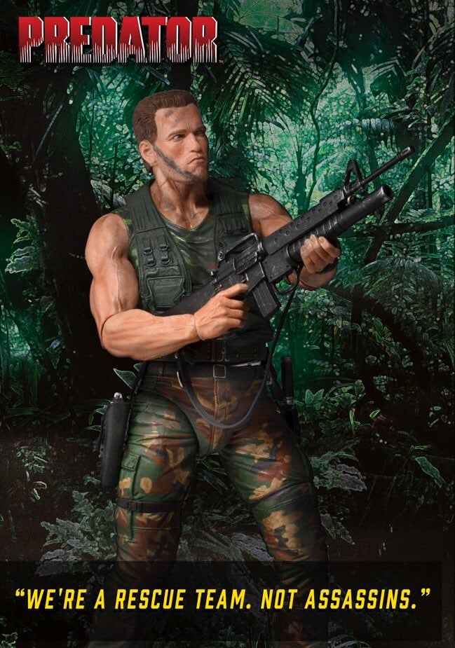 30th-Anniversary-Predator-Jungle-Patrol-Dutch-NECA