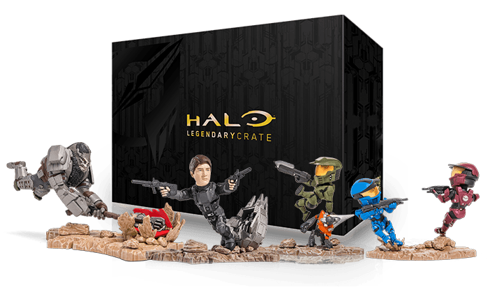 HALO CRATE IMAGE